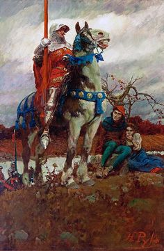 The Coming Of Lancaster Howard Pyle