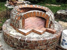 How to build a pizza oven - Pinkbird