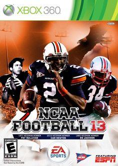 Pat Sullivan, Cam Newton and Bo Jackson - Auburn Tigers