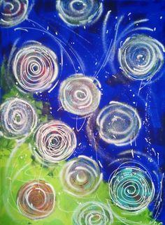 Colourful dream...3/73 cm x 100 cm