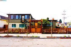 5675 Gaskill St, Oakland, CA 94608 - 3 baths Baths, Mid-century Modern, Mid Century, Houses, Exterior, Cabin, Mansions, Nice, House Styles