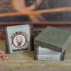 Patch NYC - Stag Soap Slab – Swoon Lounge