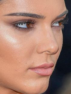 kendall jenner kendall jenner red carpet makeup celeb celebrity celebritycloseup