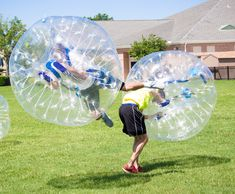 BUBBLE SOCCER HOUSTON Click to Call (281)�826-1890We provide the best bubble soccer, Zorb Ball, and bumper ball rentals in Greater Houston, Texas at an affordable price. We service Katy, Sugar Land, The Woodlands, Spring, Cypress, Bellaire, Kingwood, and more!