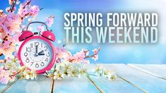 Daylight Saving Time 2018 begins on Sunday, March 11 at 2 a. Turn your clocks forward one hour to 3 a. Spring Forward Fall Back, Spring Ahead, Fall Back Time Change, Clocks Going Forward, Clock Spring, Saving Quotes, Daylight Savings Time, Light Of Life, Plexus Products