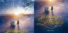 A Andarilha das Sombras, segundo volume da série de Ilkka Auer