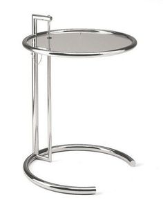 E1027 Table By Eileen Gray | TABLE U0026 DESK | Pinterest | Eileen Gray, Gray  And Bauhaus