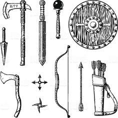 Image result for fantasy weapons