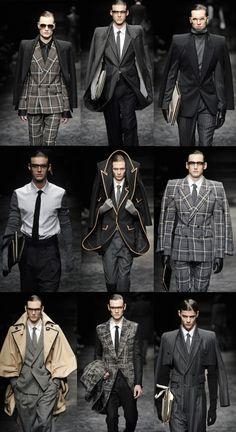 Mens Tailoring Fall 2011