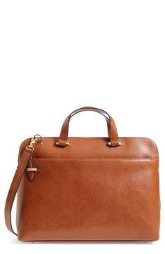 5e069c819ece Lodis  Medium Jamie  Leather Briefcase available at  Nordstrom Briefcase  Women