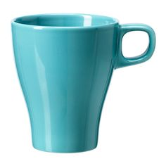 Right now I have orange mugs, lunch plates, and cereal bowls. Ikea has turquoise, dark purple, or green stoneware I could replace the orange with.