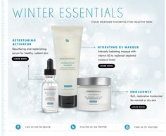 skinceuticals winter