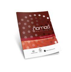 Nomad Publication Design, Cover, Books, Libros, Book, Blanket, Book Illustrations, Libri