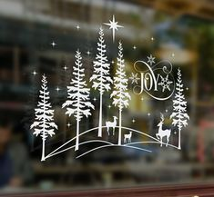 Most recent Cost-Free All Is Calm Christmas SVG Art Suggestions Turning Woodworking From Passion to Business Woodworking can be an art/craft, relying how you view Christmas Svg, Family Christmas, White Christmas, Christmas Wreaths, Christmas Window Decorations, Window Art, Window Picture, Glass Blocks, Chalkboard Art