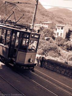 In Transit: Mallorca Wooden Tram