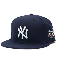 bfe2db8aa9c New York Yankees Authentic Game Performance 59FIFTY On-Field Cap w 2009  Inaugural  amp