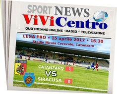 Il Siracusa perde 1-0 a Catanzaro (Dionisia Pizzo)
