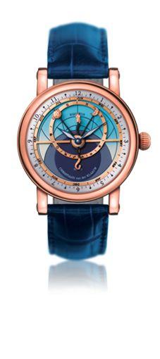 Christiaan van der Klaauw  CK astrolabium