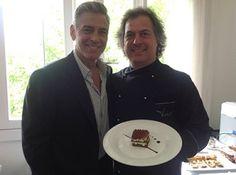Foto con Clooney