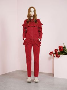 J Brand / Simone Rocha Launch Collaboration Collection