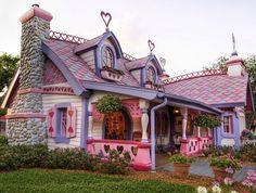 MiniMouse's house