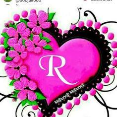 White Roses Wallpaper, 3d Wallpaper Background, Flower Phone Wallpaper, Name Wallpaper, Letter R Tattoo, Doodle Name, Lettering Design, Design Letters, Logo Design