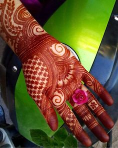 Repost ___my_wish___ get_repost henna hennaart hennaartist redstainhenna hennalover hennainspo_ mehandi mehndi hennasimple mehendi mehendiart hennadesign hennainspo hennalovers hennainspiration instahenna hennaart hennalove Floral Henna Designs, Simple Arabic Mehndi Designs, Latest Bridal Mehndi Designs, Full Hand Mehndi Designs, Mehndi Designs 2018, Mehndi Designs For Beginners, Mehndi Designs For Girls, Mehndi Design Photos, Dulhan Mehndi Designs