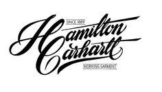 Carhartt SS 2011 - Hamilton Carhartt by Luca Barcellona - Calligraphy & Lettering Arts, via Flickr