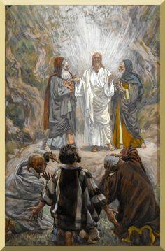 Transfigurations, James Tissot
