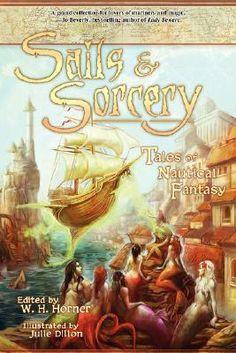 "Sails & Sorcery: Tales of Nautical Fantasy by Fantasist Enterprises contains my short story ""Tisarian's Treasure,"" set in the world of Khaladune."