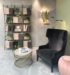 One of my favourite stands at @decorex_international from @gingerandjagger