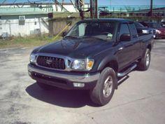 2001 Toyota Tacoma, 158,725 miles, $9,750.