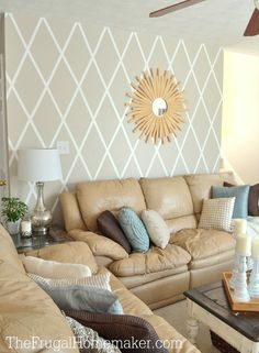 25 super stylish accent walls you can create on your own house