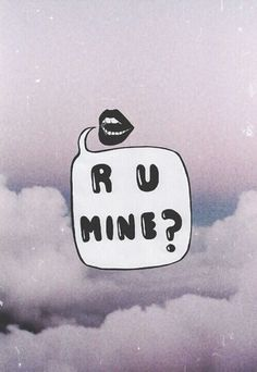 I like this for a tattoo idea. Not necessarily arctic monkeys lyrics but the mouth with a speech bubble.