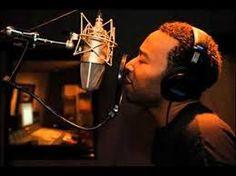 Resultado de imagen para john legend recording in studio