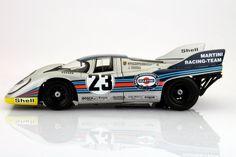 Porsche 917K #23 Martini 1000km Spa 1971 H. Marko, G. van Lennep 1:18 Norev