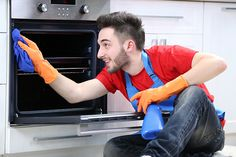 If you are looking for a more effective way to clean your appliance, engaging with a company that offers top oven cleaning services can make the process easier. Oven Cleaner, Cleaning Hacks, Cleaning Services, Appliance, Top, How To Clean Oven, Cleaning Routines, Cleaning Tips, Tutorials