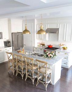 A Cozy Kitchen Refresh