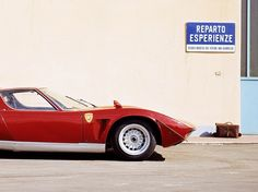 Lamborghini Miura SV J SprintVeloce Jota 1972 Lamborghini Miura, Lamborghini Factory, Porsche, Audi, Bmw, Maserati, Ferrari, Le Mans, Rock And Roll