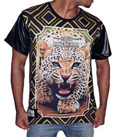 Camiseta Leopard Luxury - PANO DA HORA | Clothing