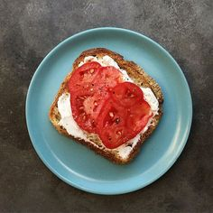 ... /cream cheese toast situation. Check it out on #shutterbean today