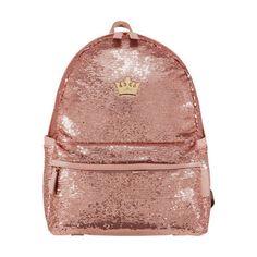 J.ESTINA Spangle Girl's Princess Luxury Backpack for KIDS Children