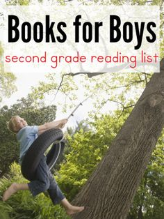 Books for Boys!