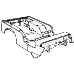 16 best diy sxs images on pinterest 1970 Chevelle 4 Door omix ada 12001 01 mini mb body kit quadratec