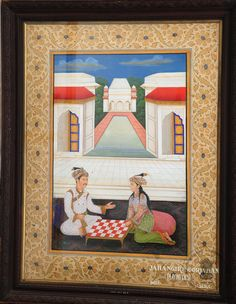 Jahangir & Nur Jahan