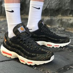 factory price 86416 84c5a Carhartt x Nike Air Max 95 | sneakers nike in 2019 ...