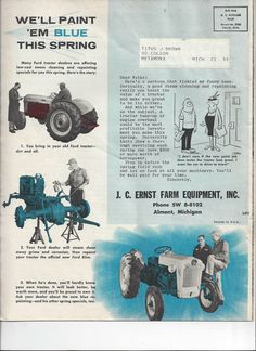Farming & Agriculture Industrial Glorious Deutz Tractor Advertisement Removed From A 1957 Farming Magazine