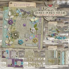 Treasure {Collection} By Rosey Posey