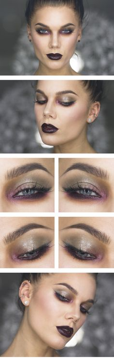 Grunge  Today's Look 5/23/14 Linda Hallberg