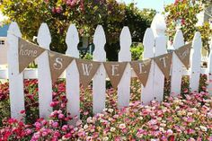 Penant for House Warming: Amazing house warming party decorating ideas! (8/27/13, just made this banner in black lettering.)